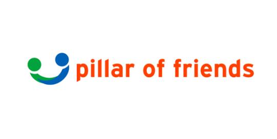 Pillar of Friends Logo