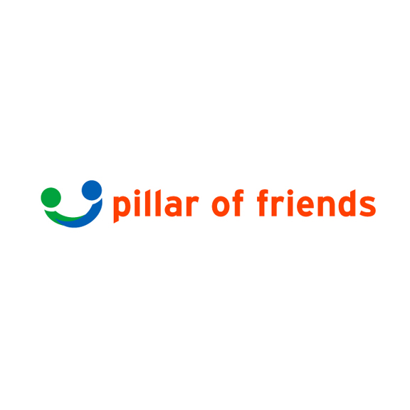 Pillar of Friends Logo