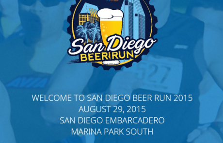 San Diego Beer Run Website
