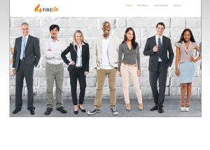 Fire Up Website